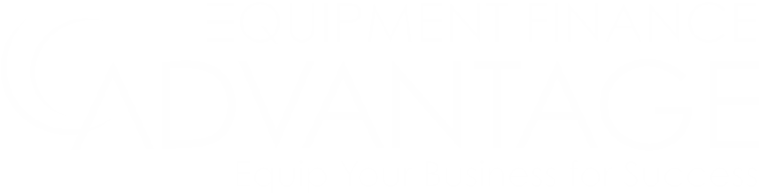 Equipment Finance - Advantage - Equip your Business for success
