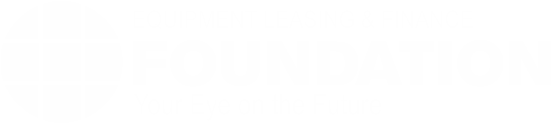 Equipment leasing and finance - Foundation - Your eye on the future