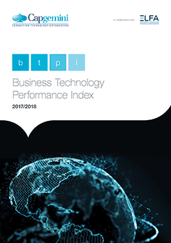 Business Technology Performance Index 2017/2018