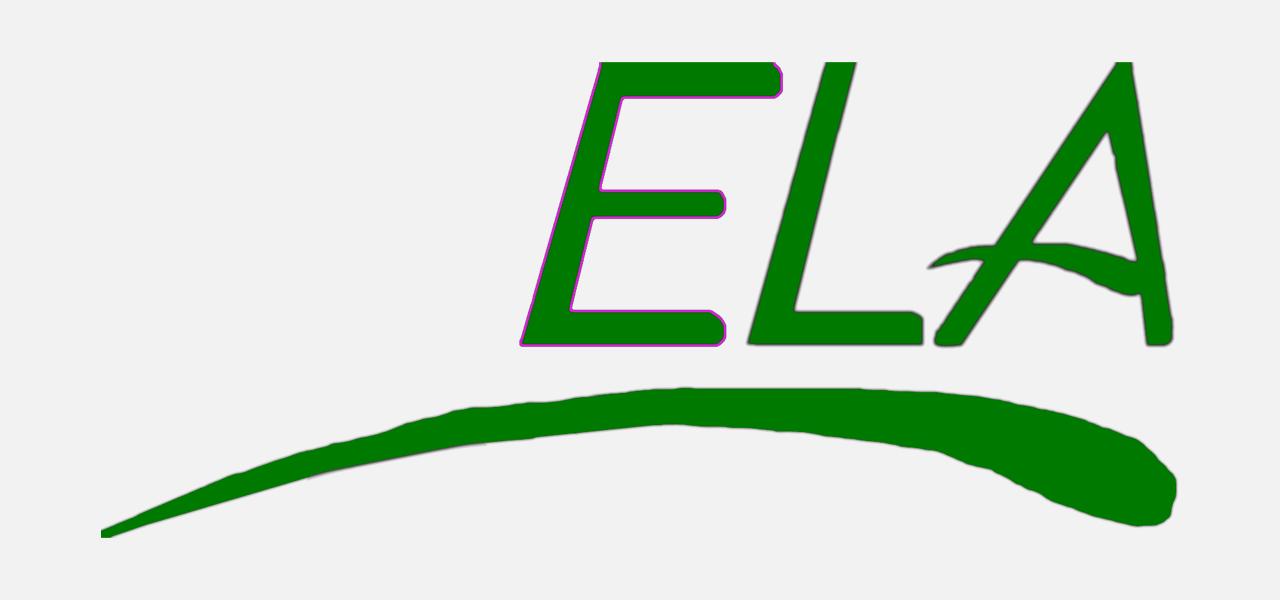 ELA Eyebrow Logo