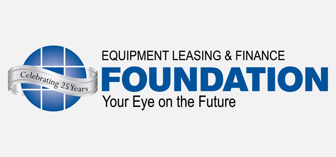 Lease Foundation 25th Annivesary Logo