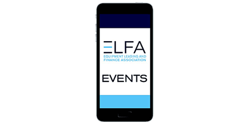 ELFA Events Mobile App